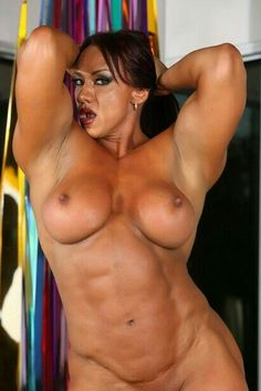 Sexy girls muscle nude